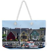 Summer Cottages Dingle Ireland Weekender Tote Bag