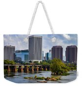 Summer Day In Rva Weekender Tote Bag