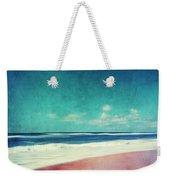Summer Days IIi - Abstract Beach Scene Weekender Tote Bag