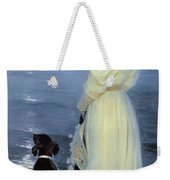 Summer Evening At Skagen Weekender Tote Bag