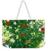 Summer Flowers 10 Weekender Tote Bag