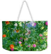 Summer Flowers 13 Weekender Tote Bag