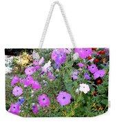 Summer Flowers 5 Weekender Tote Bag