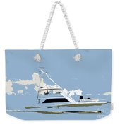 Summer Freedom Weekender Tote Bag