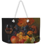 Classic Still Life. Weekender Tote Bag