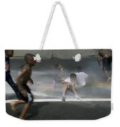 Summer Fun In Newark Nj Weekender Tote Bag