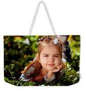 Summer Girl Weekender Tote Bag