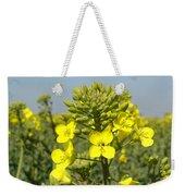 Summer Gold Weekender Tote Bag