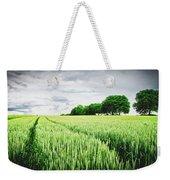 Summer Grains Weekender Tote Bag