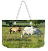 Summer Grazing Weekender Tote Bag
