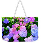 Summer Hydrangeas #2 Weekender Tote Bag