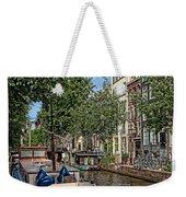 Summer In Amsterdam-1 Weekender Tote Bag