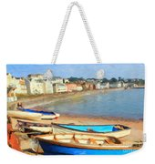 Summer In Dawlish Weekender Tote Bag