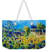 Summer In Foy Notre Dame  Weekender Tote Bag