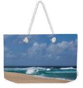 Summer In Hawaii - Banzai Pipeline Beach Weekender Tote Bag