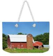 Summer In Iowa Weekender Tote Bag