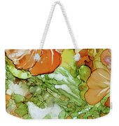 Summer In Orange Weekender Tote Bag