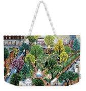 Summer In The Park Weekender Tote Bag