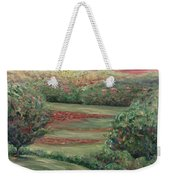 Summer In Tuscany Weekender Tote Bag