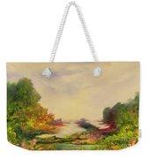 Summer Joy Weekender Tote Bag by Hannibal Mane