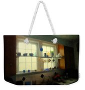 Summer Light In The Kitchen Weekender Tote Bag