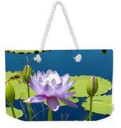 Summer Lilies Weekender Tote Bag
