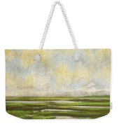 Summer Marsh Weekender Tote Bag
