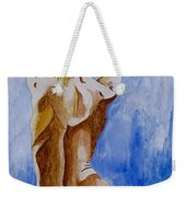 Summer Morning Weekender Tote Bag