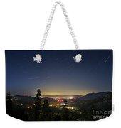 Summer Night South Lake Tahoe Weekender Tote Bag