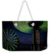 Summer Nights Fair Lights Weekender Tote Bag