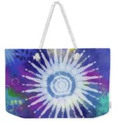 Summer Of Love 2- Art By Linda Woods Weekender Tote Bag
