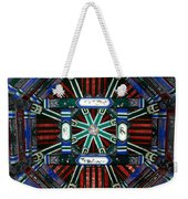 Summer Palace Ceiling Weekender Tote Bag