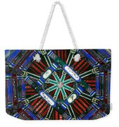 Summer Palace Patterns Weekender Tote Bag