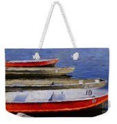 Summer Passing Weekender Tote Bag