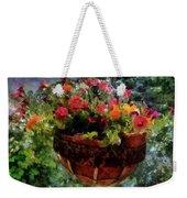 Summer Picture Window Weekender Tote Bag