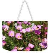 Summer Pink Weekender Tote Bag