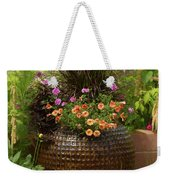 Summer Pot Weekender Tote Bag