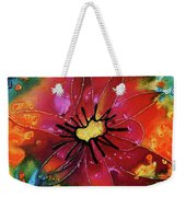 Summer Queen Weekender Tote Bag