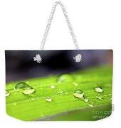 Summer Rain 2 Weekender Tote Bag