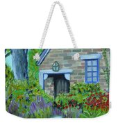 Summer Retreat Weekender Tote Bag
