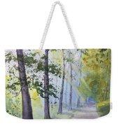 Summer Road Weekender Tote Bag