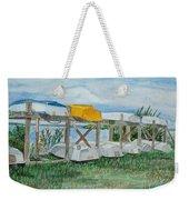 Summer Row Boats Weekender Tote Bag