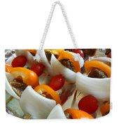 Summer Shish - Kabobs Weekender Tote Bag