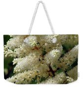 Summer Snow 2 Weekender Tote Bag