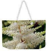 Summer Snow Weekender Tote Bag