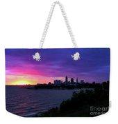 Summer Solstice Sunrise Weekender Tote Bag