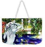 Summer Splendor Weekender Tote Bag