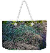 Summer Sprinkler Weekender Tote Bag