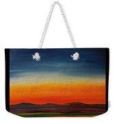 Summer Stillness In Montana   71 Weekender Tote Bag