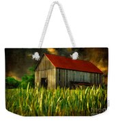 Summer Storm Weekender Tote Bag by Lois Bryan